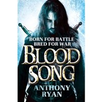 Blood Song : Book 1 of Raven's Shadow