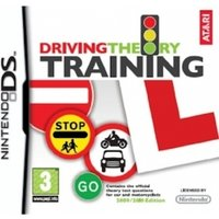 Ex-Display Driving Theory Training 2009-2010 Edition Game