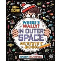 Where's Wally? In Outer Space : Activity Book