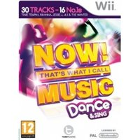Now Thats What I Call Music! Dance and Sing Game