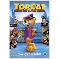 Top Cat The Movie DVD