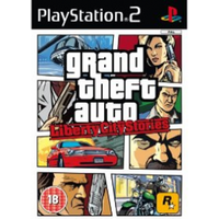 Grand Theft Auto GTA Liberty City Stories Game