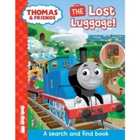 Thomas & Friends: The Lost Luggage (A search and find book)