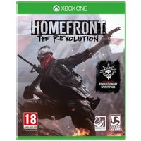 Homefront The Revolution Day One Edition Xbox One Game