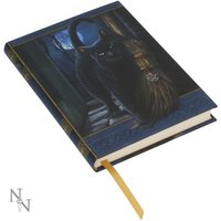 A Brush With Magick Embossed Journal
