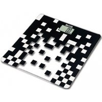 Tanita HD380BK Glass Digital Bathroom Scale Black