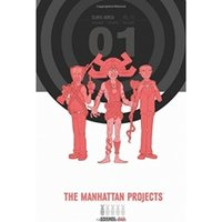 The Manhattan Projects Volume 1 Hardcover