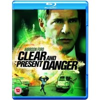 Clear and Present Danger Blu-ray