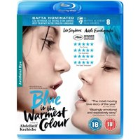 Blue Is the Warmest Colour Blu-ray