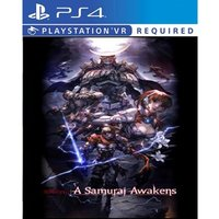 Reborn A Samurai Awakens PS4 Game (PSVR Required)