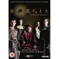 The Borgias Season 1 DVD