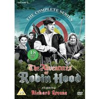 Adventures of Robin Hood - The Complete Series DVD