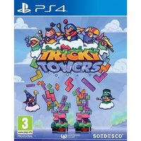 Tricky Towers PS4 Game