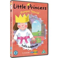 Little Princess Let's Celebrate DVD