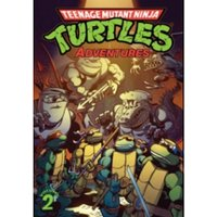 Teenage Mutant Ninja Turtles Adventures Volume 2