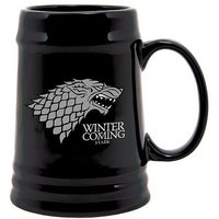 Game of Thrones House of Stark Winter is Coming Beer Stein Mug