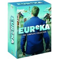 A Town Called Eureka Season 1-5 Box Set DVD
