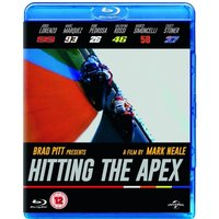 Hitting The Apex 2013 Blu Ray