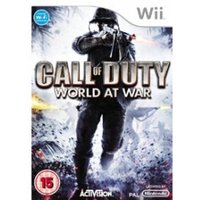 Ex-Display Call Of Duty 5 World At War Game