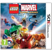 'Lego Marvel Super Heroes Universe In Peril Game 3ds