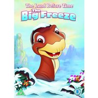 The Land Before Time: The Big Freeze DVD