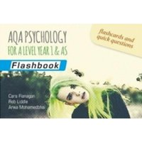 AQA Psychology for A Level Year 1 & AS: Flashbook