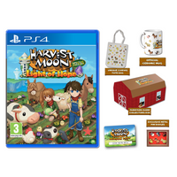 Harvest Moon Light of Hope Collector's Edition PS4 Game