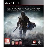 Ex-Display Middle-Earth Shadow of Mordor PS3 Game