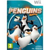 Penguins of Madagascar Wii Game