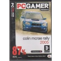 Ex-Display Colin Mcrae Rally 2005 Game PC Used - Like New