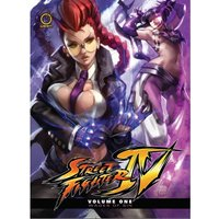 Street Fighter IV Volume 1: Wages of Sin HC