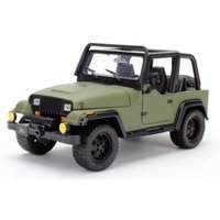 1992 Jeep Wrangler 1:24 Diecast Model