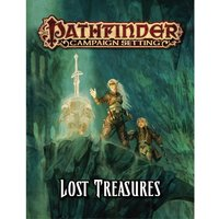 Pathfinder Campaign Setting Lost Treasures Paperback