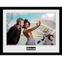 Doctor Who Season 10 Ep 2 Framed Collector Print