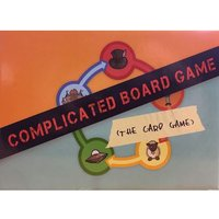 Complicated Board Game: The Card Game