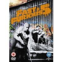 Fast Five - Screen Outlaws Edition DVD