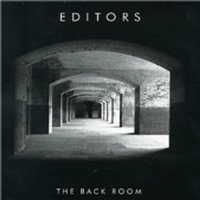 Editors The Back Room CD