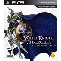 White Knight Chronicles Game