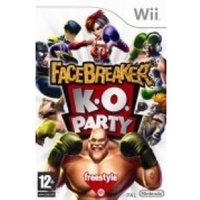 Facebreaker K.O Party Game