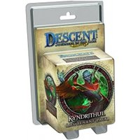 Descent Kyndrithul Lieutenant Miniature Expansion