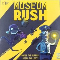Museum Rush Board Game