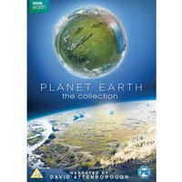 Planet Earth The Collection Series 1 & 2 Boxset DVD
