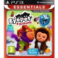 Playstation Move EyePet & Friends Game (Essentials)