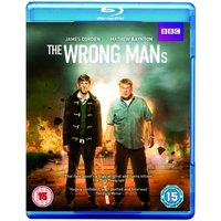 The Wrong Mans Blu-ray