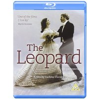 The Leopard Blu-ray