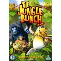 Jungle Bunch The Movie DVD