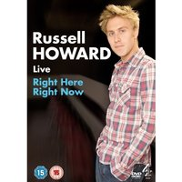 'Russell Howard Right Here Right Now Dvd