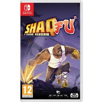 Shaq Fu A Legend Reborn Nintendo Switch Game
