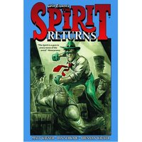 Will Eisner's The Spirit: Who Killed The Spirit?