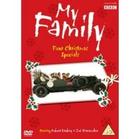 My Family - Four Christmas Specials DVD